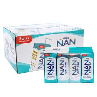 Thùng sữa Nan bột pha sẵn 24 hộp -180ml