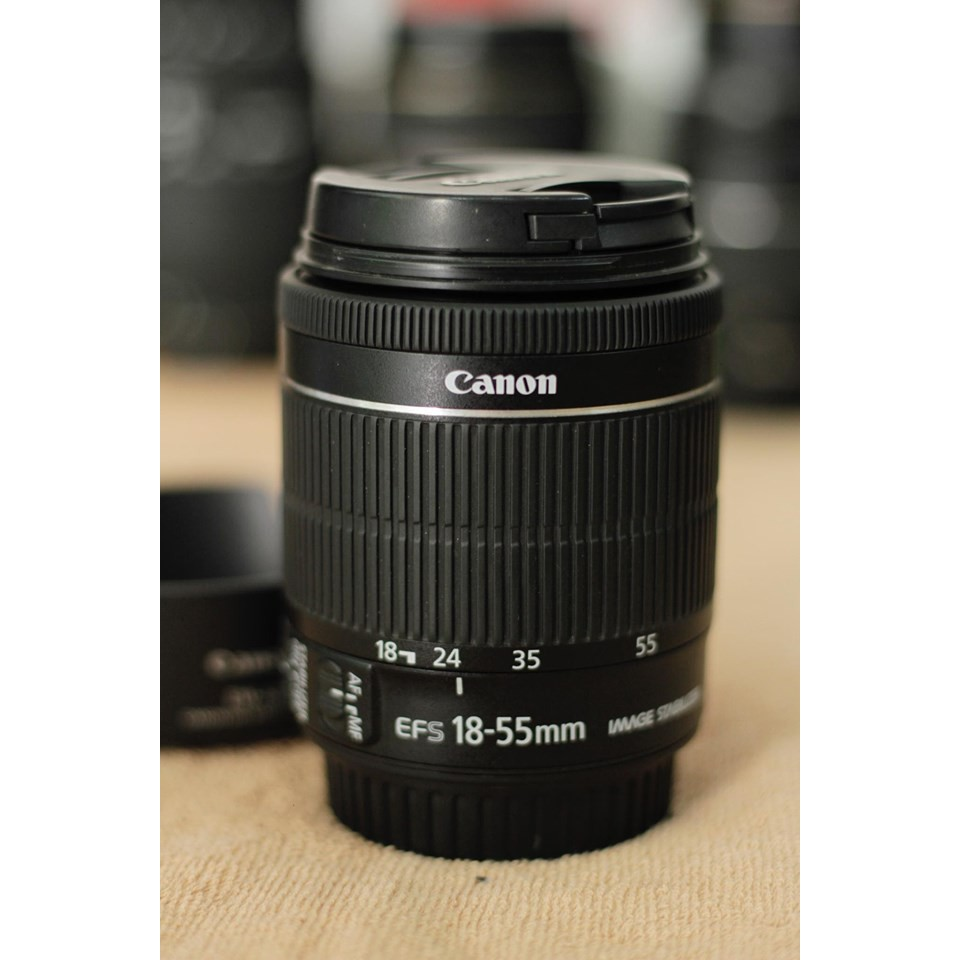 Canon EF-S 18-55mm f/3.5-5.6 IS STM 95%