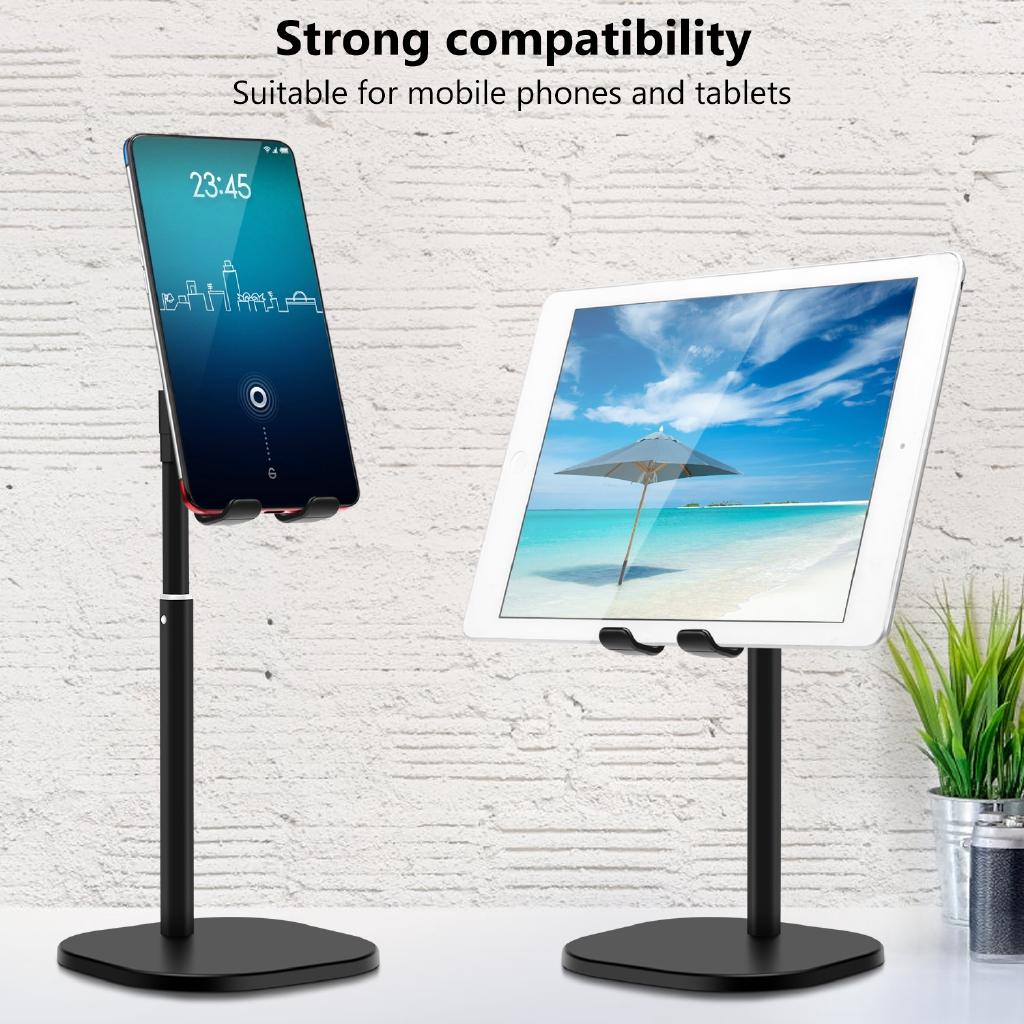 Giá Đỡ Goojodoq Bằng Kim Loại Cho Ipad Pro 11 10.5 10.2 9.7 Mini Iphone Pro Samsung Huawei Xiaomi