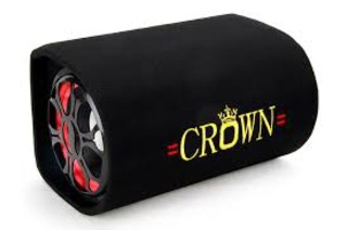 Loa crown 10 tròn tặng kèm dây lấy nhạc 3.5 BH 6 tháng đổi mới