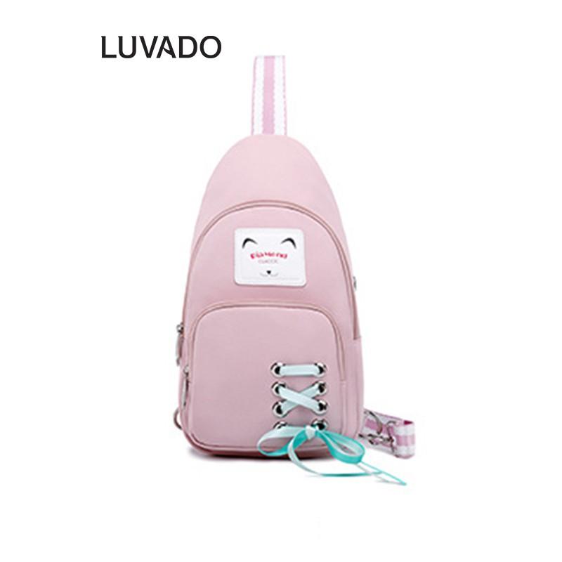 Túi xách nữ đẹp CLASSIC DIAMOND đeo chéo thời trang cao cấp LUVADO TX536