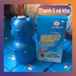 XẢ KHO Mua Lẻ Rẻ Như Sỉ LỢN THẢ BỒN CẦU lợn xanh hot hít về hàng! Đồ Gia Dụng BinBon