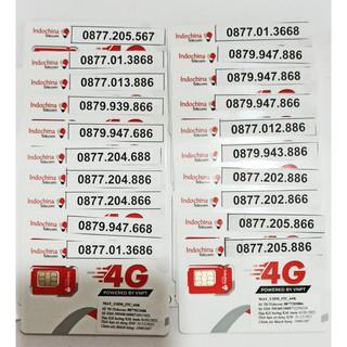 SIM 4G ( CHỌN SỐ ) 139K – VINAPHONE & INTE CÓ GÓI MAY-V77 MIỄN PHÍ NGHE-GỌI vinaphone & Inte, 90GB data/tháng (3GB/NGÀY)
