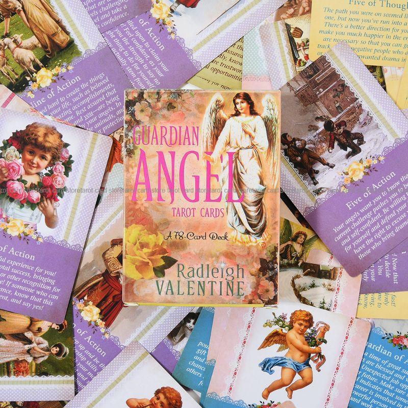 Bộ bài Guardian angel tarot