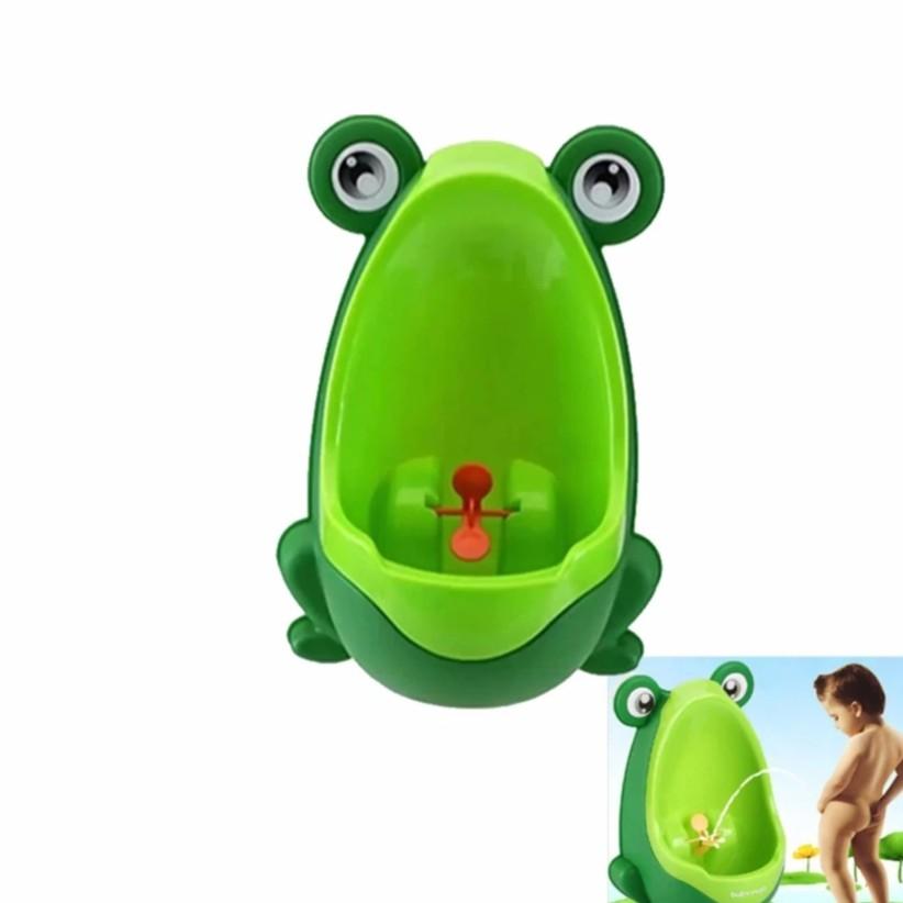 Bô vệ sinh thông minh cho bé trai