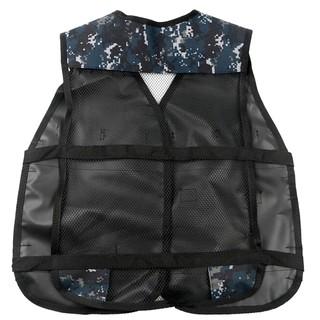 $VN Tactical Vest for NERF N-Strike Elite Series Camouflage Vest Ammo Holder Toy