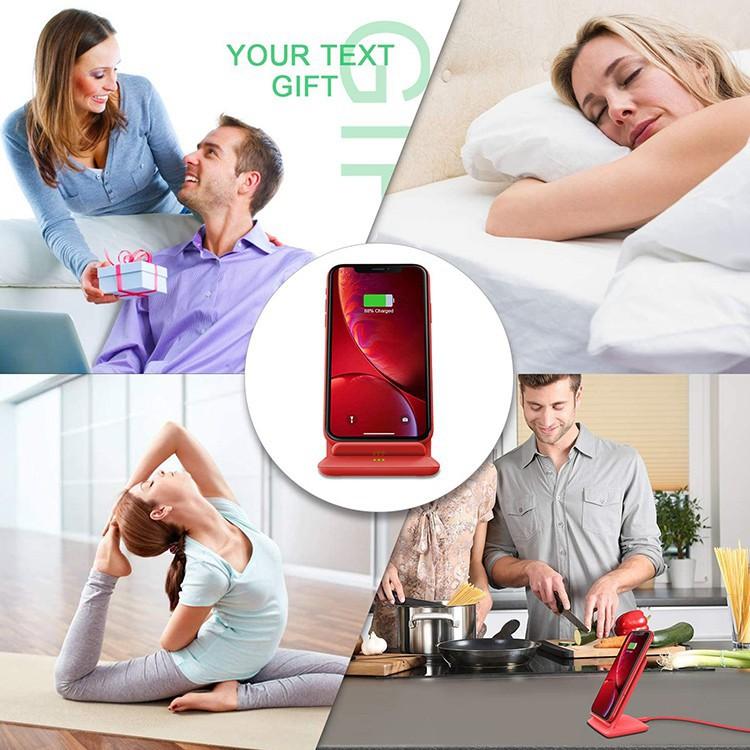 Đế Sạc Nhanh Không Dây CHOETECH 10w Cho Samsung Galaxy Note 10/s10/s9/s8