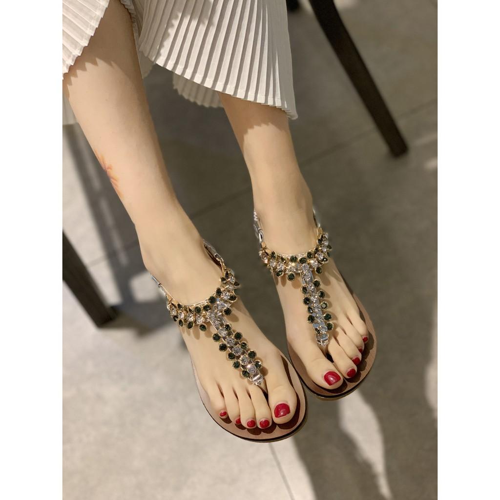 [ORDER] Sandal xỏ ngón