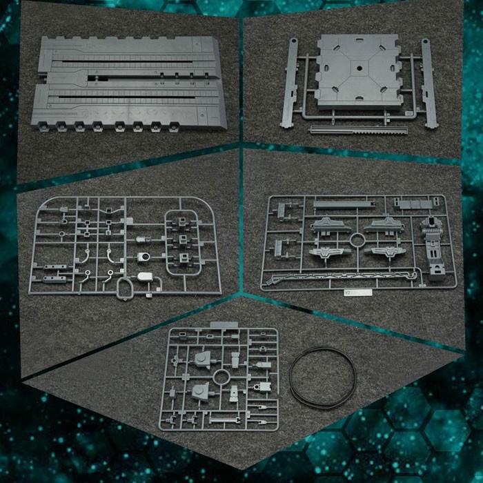 Launch Base Momoko (Base MG+HG)