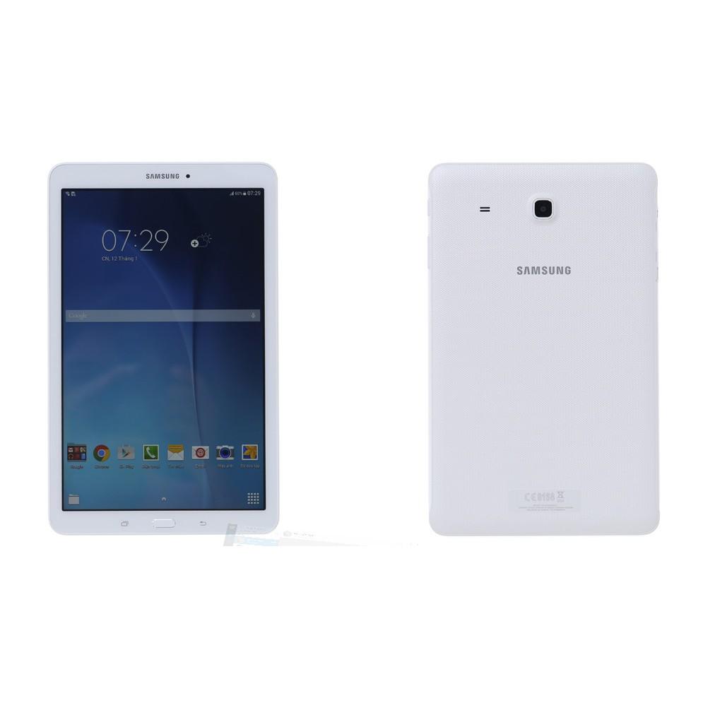 """Máy tính bảng Samsung Galaxy Tab E T561 9.6"""" (White) - Chính hãng Samsung Việt Nam - 3066038 , 710164352 , 322_710164352 , 4090000 , May-tinh-bang-Samsung-Galaxy-Tab-E-T561-9.6-White-Chinh-hang-Samsung-Viet-Nam-322_710164352 , shopee.vn , Máy tính bảng Samsung Galaxy Tab E T561 9.6"""" (White) - Chính hãng Samsung Việt Nam"""