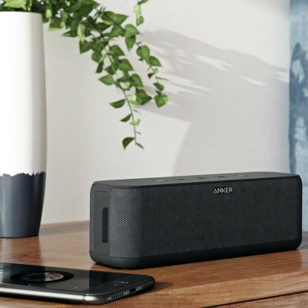 Loa Bluetooth Anker SoundCore Boost 20W - A3145 - 21508681 , 660019786 , 322_660019786 , 2200000 , Loa-Bluetooth-Anker-SoundCore-Boost-20W-A3145-322_660019786 , shopee.vn , Loa Bluetooth Anker SoundCore Boost 20W - A3145