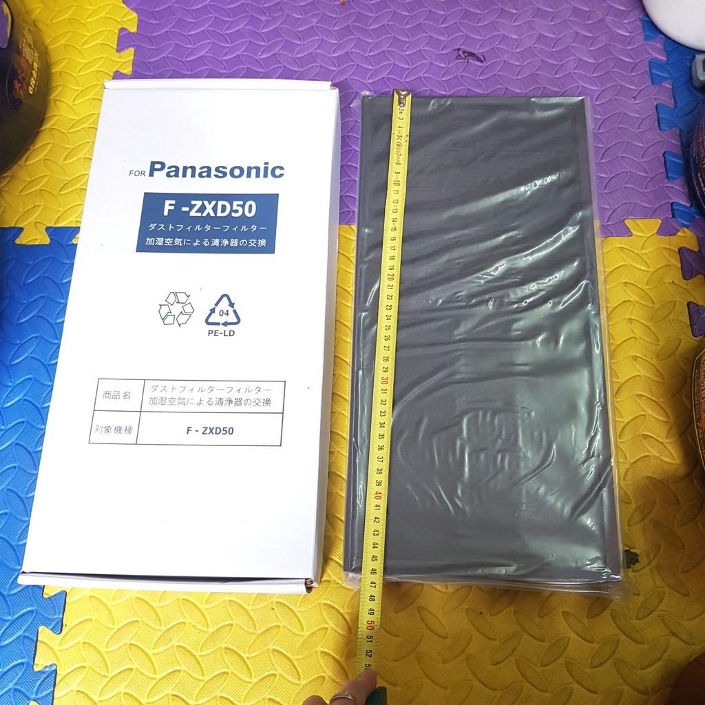 (Loại 1 ảnh thật ) Màng lọc không khí Panasonic màng hepa màng than panasonic tên lửa model mã 50