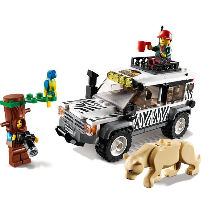 LEGO® City 60267 Xe Địa Hình Safari   Shopee Việt Nam