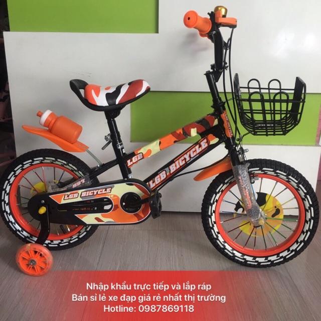 Xe đạp trẻ em giá rẻ 14 inch