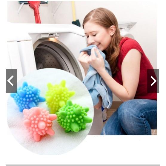 Bóng giặt chống nhắn và làm sạch quần áo hiệu quả