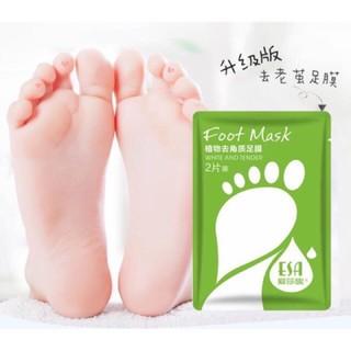 Mặt nạ lột da chân cho bàn chân siêu trắng mịn. thumbnail