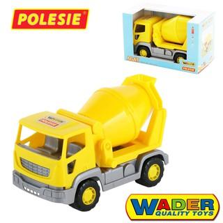 Xe trộn bê tông xây dựng Tipper đồ chơi – Polesie Toys