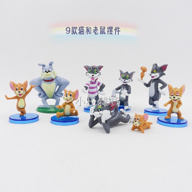Mô Hình Nhân Vật Tom & Jerry 9