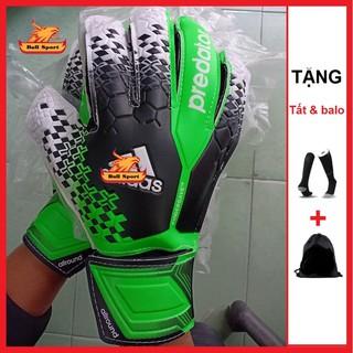 Găng tay thủ môn ⚡ CHỐNG NƯỚC ⚡ găng tay bắt bóng có xương bảo vệ cao cấp