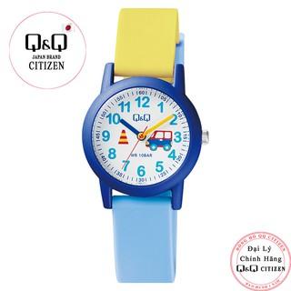 Đồng hồ trẻ em Q&Q Citizen VS49J010Y thương hiệu Nhật Bản thumbnail