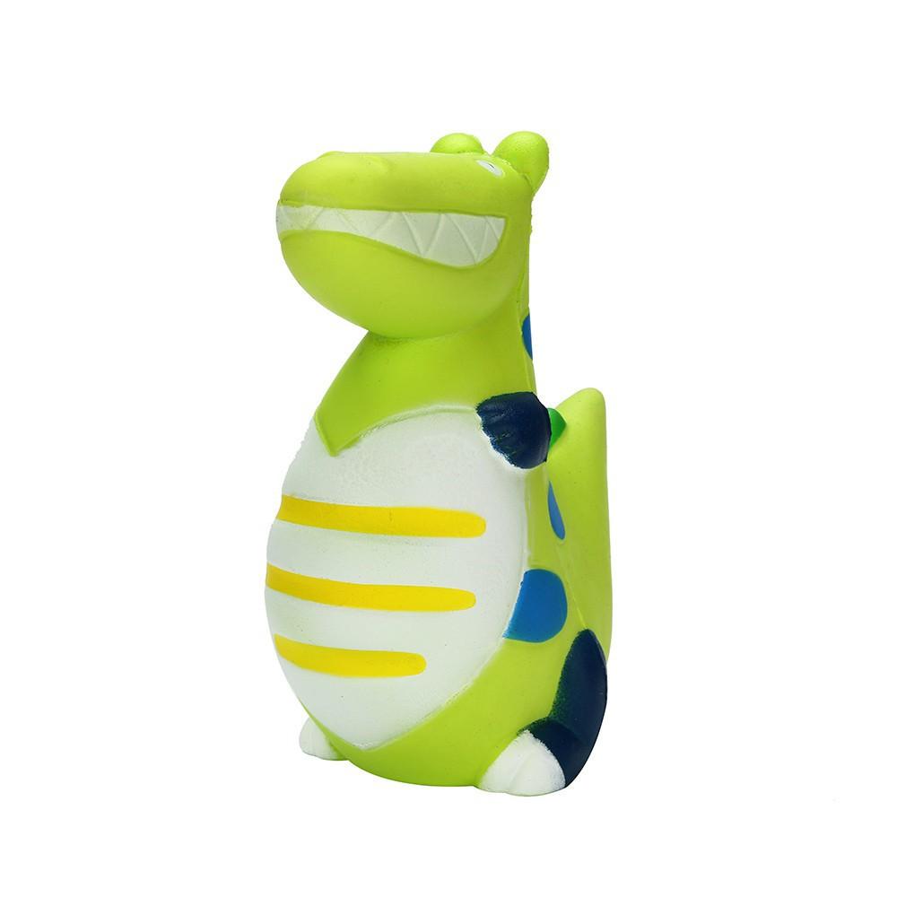 Đồ chơi hình khủng long có mùi thơm giúp giảm stress chac squishy