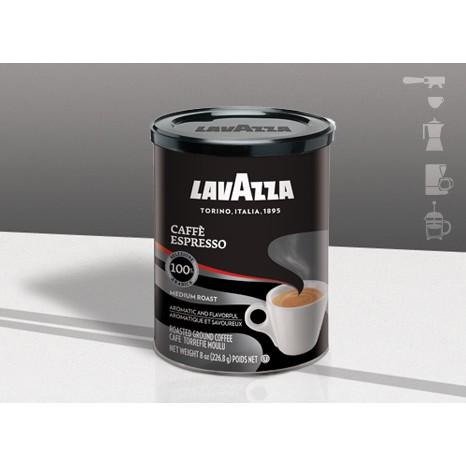 CÀ PHÊ BỘT LAVAZZA COFFEE ESPRESSO – 226.8GR GROUND - 21872157 , 1666596682 , 322_1666596682 , 290000 , CA-PHE-BOT-LAVAZZA-COFFEE-ESPRESSO-226.8GR-GROUND-322_1666596682 , shopee.vn , CÀ PHÊ BỘT LAVAZZA COFFEE ESPRESSO – 226.8GR GROUND