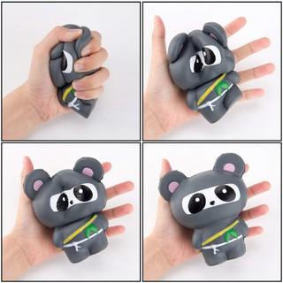 Animal Jumbo 13cm Kawaii Ninja Squishy Panda / Bear / Fox Bread Soft giá đepk