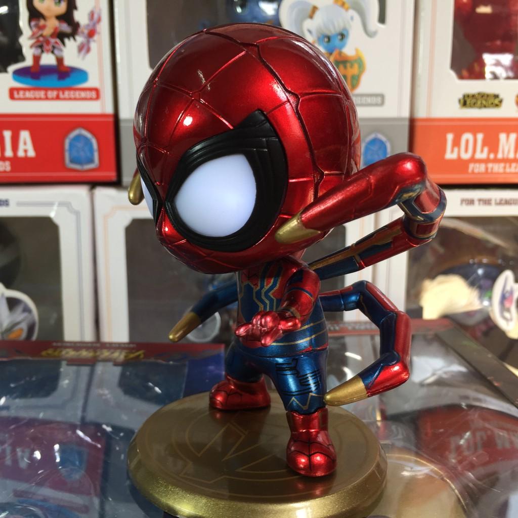 Mô hình Ironman mk50 IronSpider infinity War