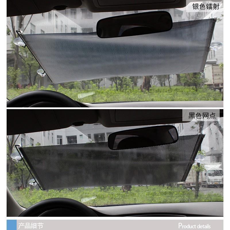 Che nắng cuộn tự động kính lái 50x125cm( Xe 7 chỗ & SUV)
