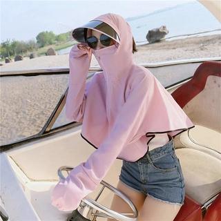 Mũ che nắng nữ, mũ câu cá, mũ ngoài trời, mũ đi bộ đường dài, mũ che nắng cắm trại, mũ bảo vệ mặt và cổ, mũ chống nắng và tia cực tím, mũ thumbnail