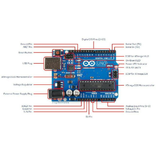 Code Timer Arduino Giá chỉ 50.000₫