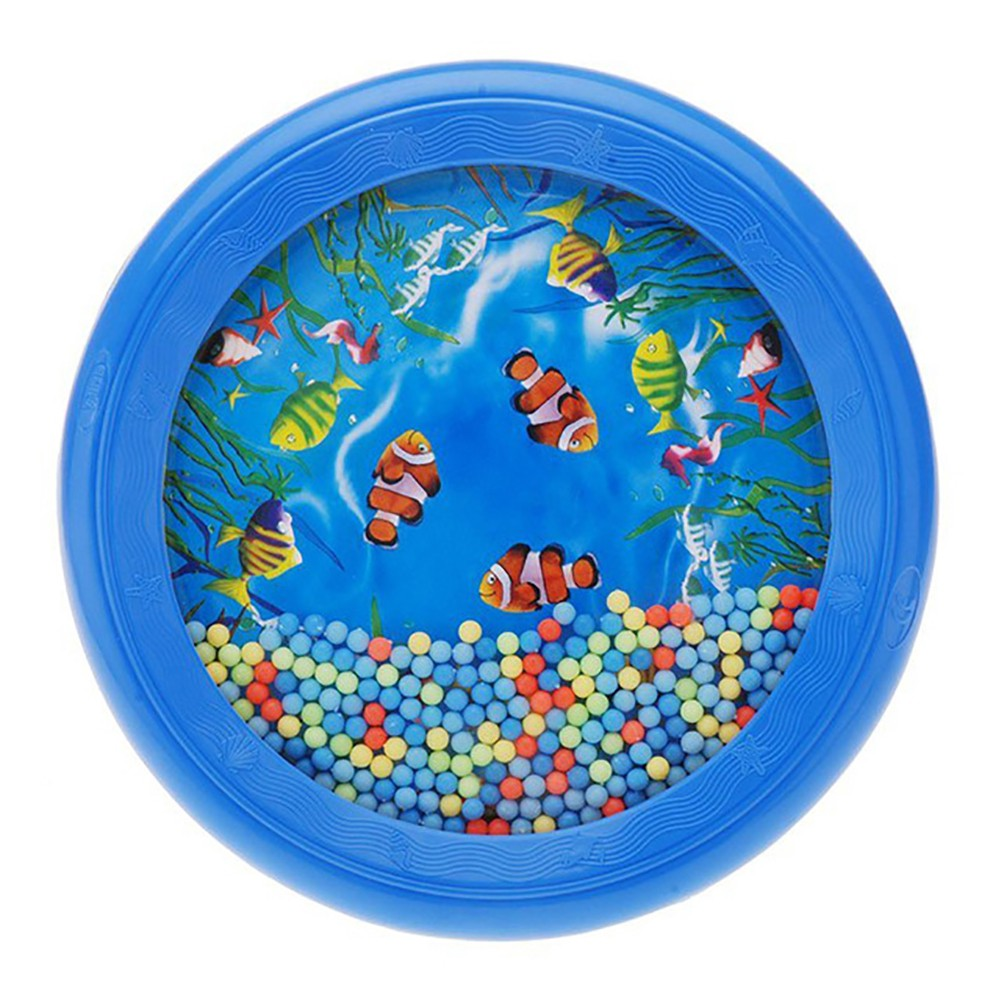 Hot & COD Kids Early Music Education Ocean Wave Drum Instrument Puzzle Toy