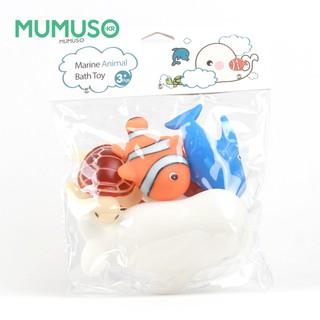 Đồ chơi trong bồn tắm cho bé Mumuso