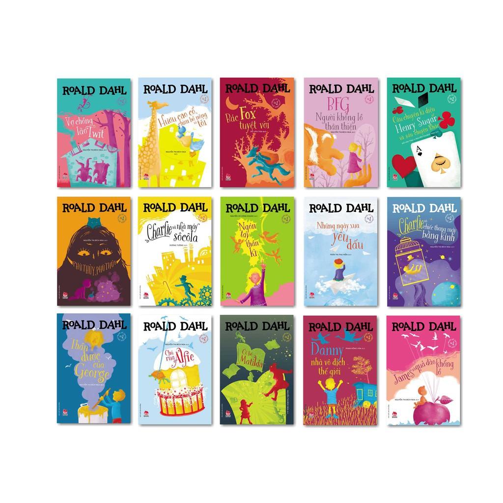 Sách - Charlie Và Nhà Máy Sô Cô La – Roald Dahl (Tái Bản 2021)