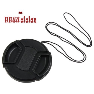 58mm Lens Cap Cover For Canon Rebel XTi XSi XS T1i T2i