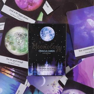Bộ bài Moonology Oracle Cards