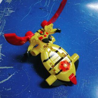 Zinba biến hình đồ chơi cũ