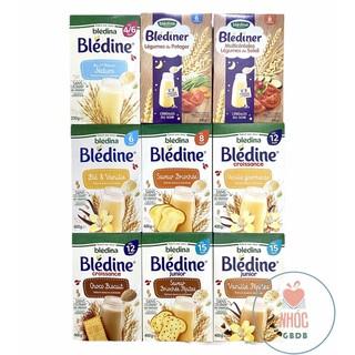 [Mã MKBCS01 hoàn 8% xu đơn 250K] Bột lắc sữa Bledina cho bé 6m+ hộp 200g 240g 400g (Pháp) thumbnail
