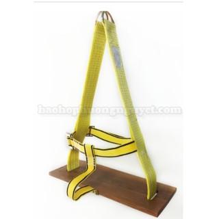 Ghế gỗ làm việc trên cao tiện dụng an toàn (cho thợ sơn, thợ lau kính)