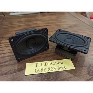 Củ loa rời sonos Beam bầu dục 4ohm 25W , Sonos play bar 3inch 4ohm 30w. Độ chế loa, siêu bass, siêu trầm từ PTD Sound thumbnail