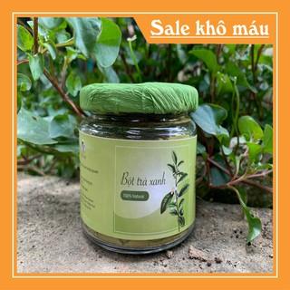 BỘT TRÀ XANH HANDMADE-Handmade Mộc Nhan thumbnail