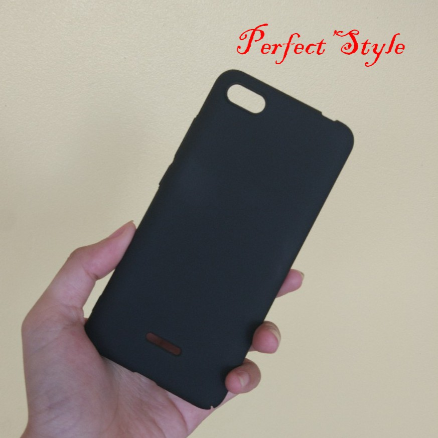 Ốp lưng nhựa cứng cao cấp xiaomi redmi 6a Perfect Style
