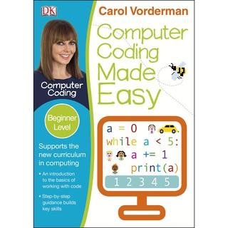 Sách Computer Coding Made Easy Ages 7 11 Key Stage 2 - Học Máy Tính ( Dành Cho Học Sinh Từ 5 Tuổi ) thumbnail