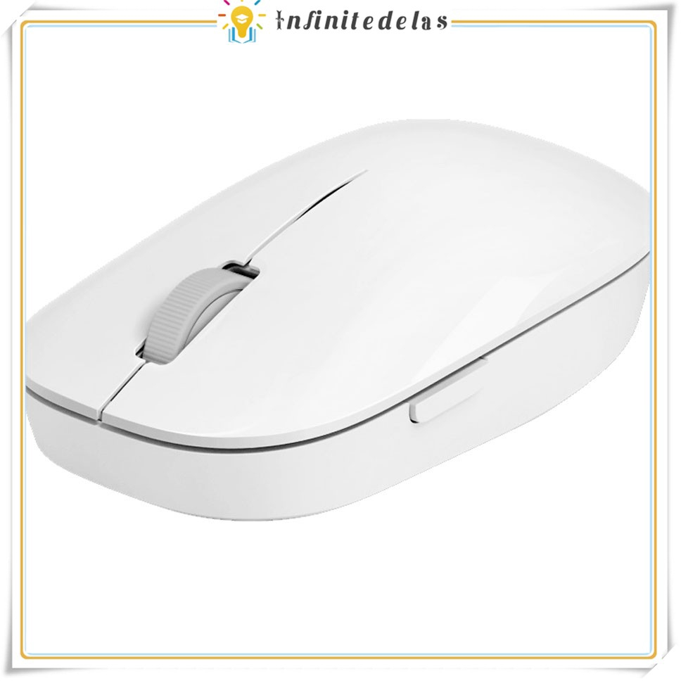 INFINITE Original Xiaomi Wireless Mouse 2.4G Optical Mouse For Laptop Computer Notebook – Standard Giá chỉ 341.898₫