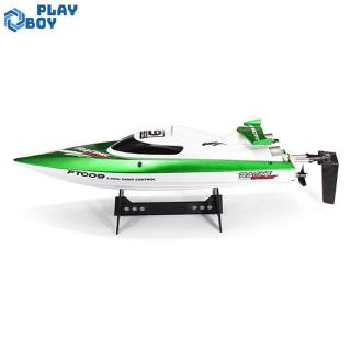 High Speed Racing Flipped RC Boat Electric Remote Control Speedboat Water Cooling Motor System 2.4G