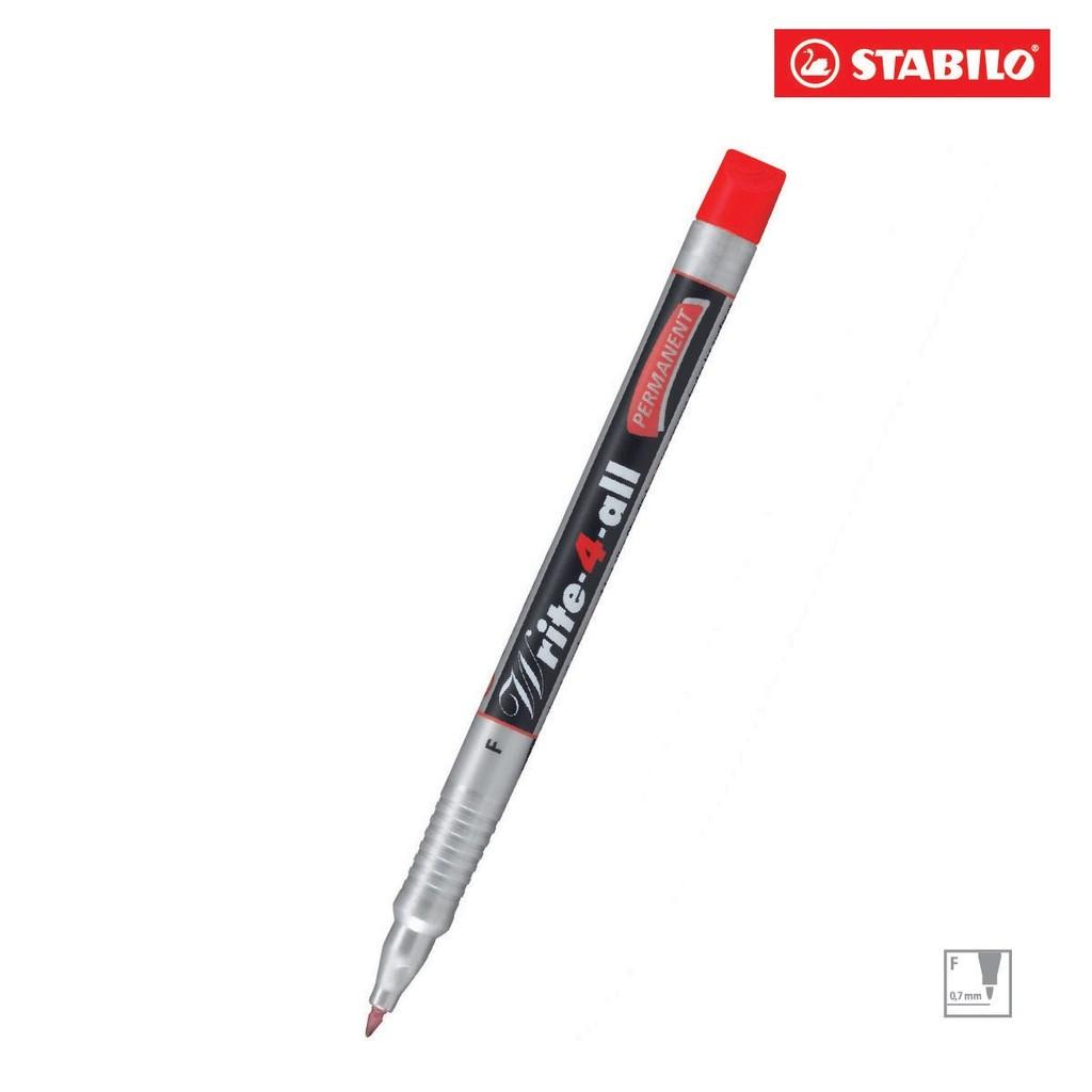 Bút kỹ thuật STABILO Write-4-all Permanent (Đỏ) - 9957807 , 276667027 , 322_276667027 , 41000 , But-ky-thuat-STABILO-Write-4-all-Permanent-Do-322_276667027 , shopee.vn , Bút kỹ thuật STABILO Write-4-all Permanent (Đỏ)
