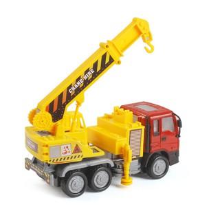 Xe Cần Cẩu Điều Khiển Mini (Vàng) BMBE1023 NEWT5218