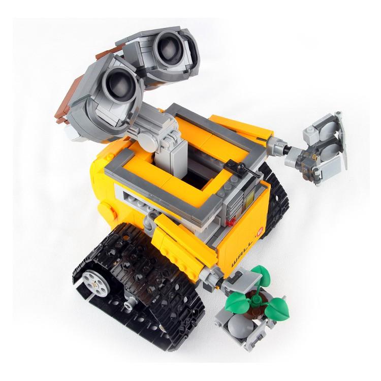 [Hàng có sẵn-Xả hàng tăng doanh số] Bộ đồ chơi Lego Lepin 16003 Lắp Ráp Mô Hình Người Máy Xe...