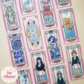 CLEAR CARD (MUA 5 TẶNG 1)