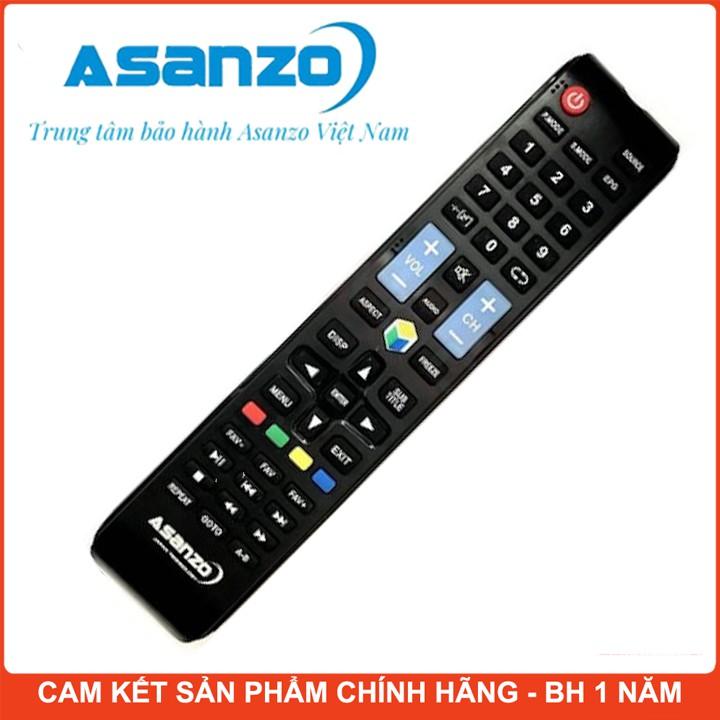 Điều khiển TV ASANZO Smart [Hàng chuẩn đẹp]